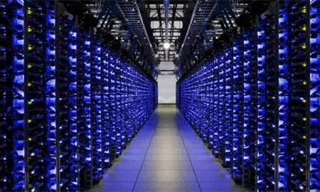 Datacenter Server Racks